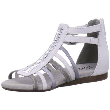 Bullboxer Offene Schuhe weiß