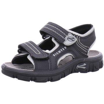 Richter Sandale schwarz