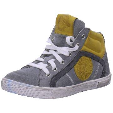 Braqeez Sneaker High grau