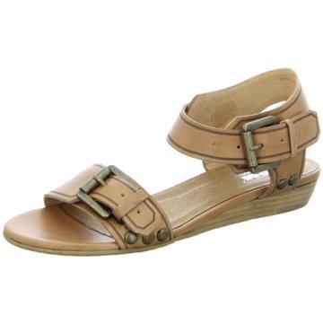 SPM Modische Sandaletten braun