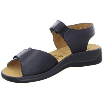 Ganter Komfort Sandale schwarz