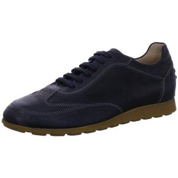 SIOUX Sportlicher Schnürschuh blau