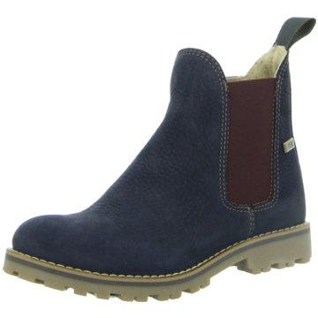SABALIN Halbhoher Stiefel2546 blau
