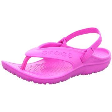 Crocs Sandale pink