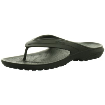Crocs Bade-ZehentrennerClassicFlip schwarz