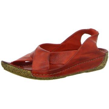 Gemini Komfort Sandale gold