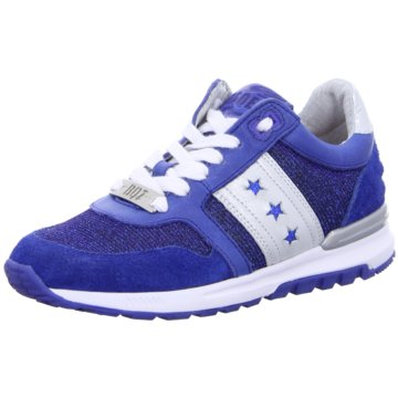 Braqeez Sneaker Low blau