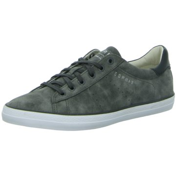ESPRIT Sneaker LowMiana Lace up grau