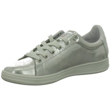 HIS Sneaker Low silber