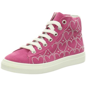 It's for you Sneaker HighButter pink