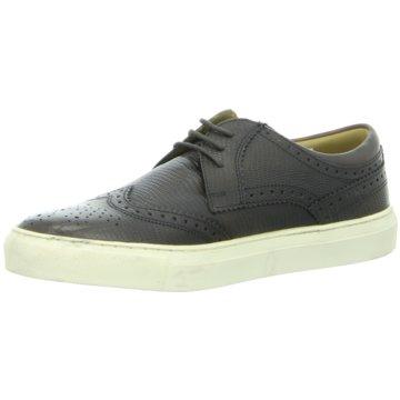 Base London Sneaker Low braun