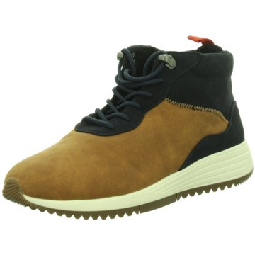 Delray Sneaker High braun