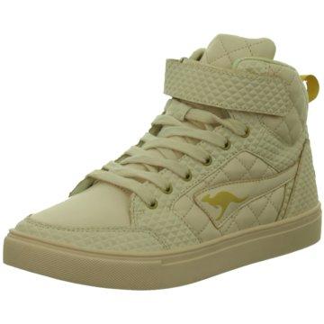 KANGAROOS Sneaker High beige