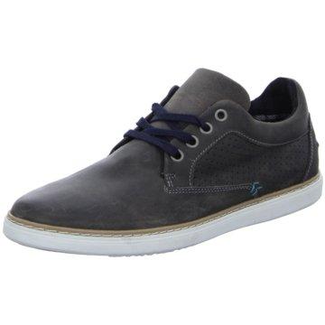 Bullboxer Sneaker LowECCO COLLIN 2.0 grau