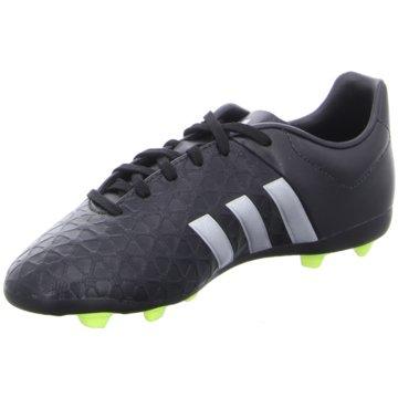 adidas FußballschuhX 19.4 FXG J - F35361 schwarz