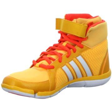 adidas Sneaker High gelb