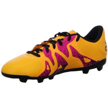 adidas Fußballschuh orange