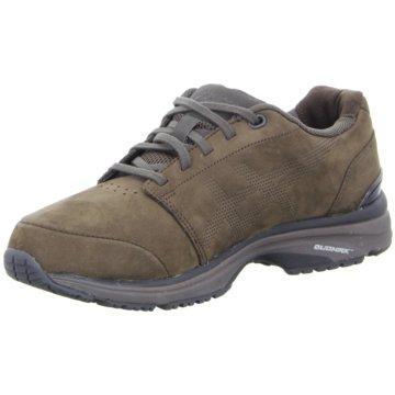 asics Outdoor Schuh braun