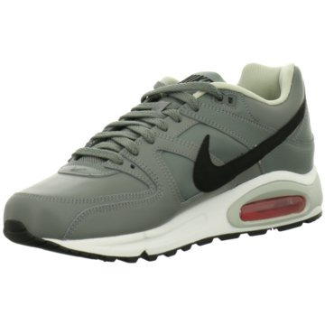 Nike Sneaker LowAir Max Command Leather grau