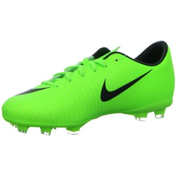 Nike FußballschuhMercurial Victory VI FG Kinder Fußballschuhe Nocken grün grün