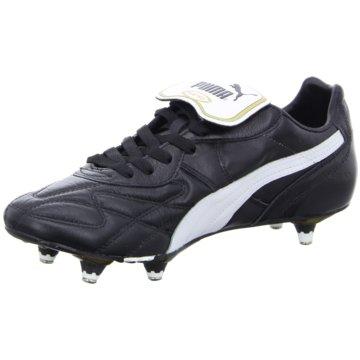 Puma Stollen-SohleKing Pro SG Fußballschuhe Stollen schwarz schwarz