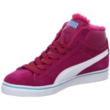 Puma Sneaker High pink