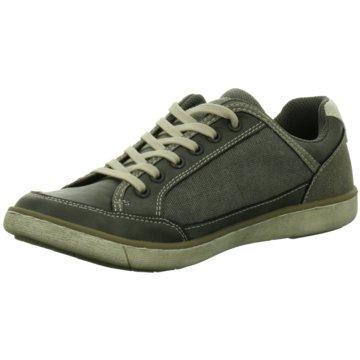 Pep Step Sportlicher Schnürschuh grau