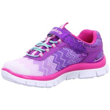 adidas Sportlicher Schnürschuh lila