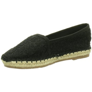 Supremo Slipper schwarz