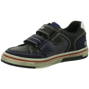 Tom Tailor Klettschuh blau