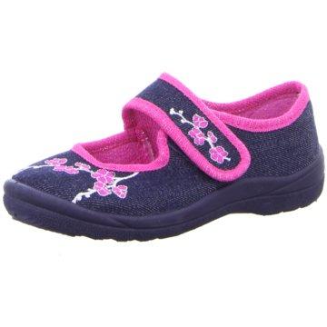 Fischer Schuhe Kleinkinder Mädchen blau
