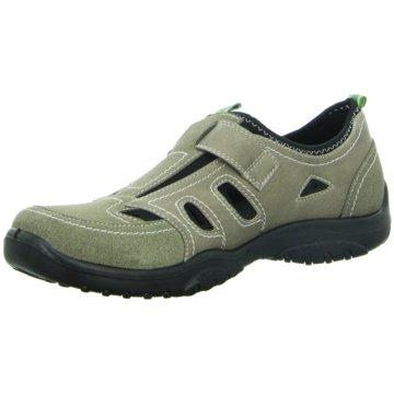 Hengst Footwear Komfort Slipper beige