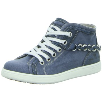 Tom Tailor Sneaker High blau