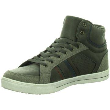Montega Sneaker High grau