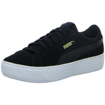 Puma Plateau SneakerVikky Platfoam schwarz