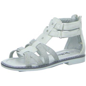 Supremo Offene Schuhe weiß
