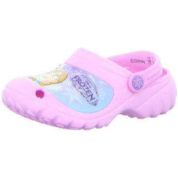 Disney Clog rosa