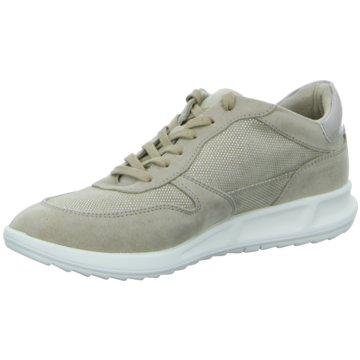 Tamaris Sneaker LowDa.-Schnürer beige