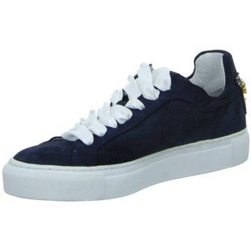 MACA Kitzbühel Sneaker Low blau