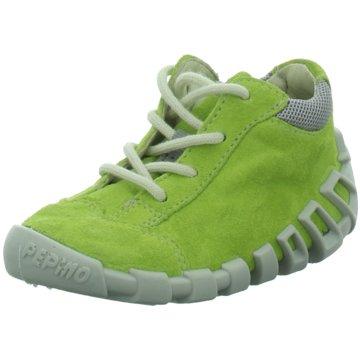 Ricosta Schnürschuh grün