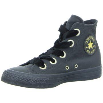 Converse Sneaker High schwarz