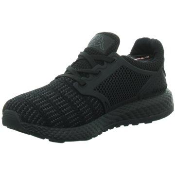 Kappa Sneaker LowMOXIE schwarz