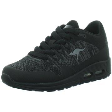 KangaROOS Sneaker LowKanga X 5000 schwarz