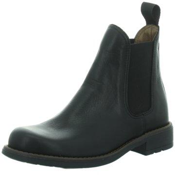 Sabalin Halbhoher Stiefel schwarz