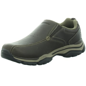 Skechers Komfort Slipper braun