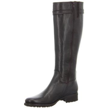 Lamica Klassischer Stiefel6041 S-Schaft schwarz
