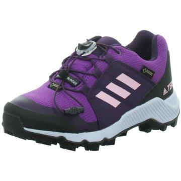 adidas Wander- & BergschuhTERREX GTX K - BC0600 lila