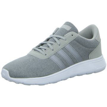 adidas Sneaker LowLite Racer K grau
