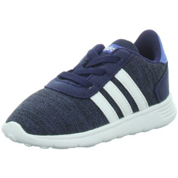 adidas Sneaker LowLITE RACER INF - F35648 blau