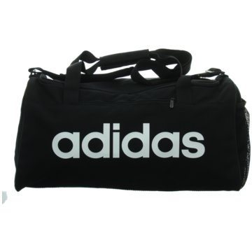 adidas SporttaschenLinear Core Duffelbag Medium schwarz